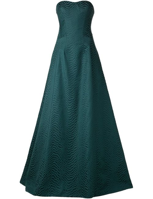 Jason Wu | Женское Зелёный Jacquard Gown