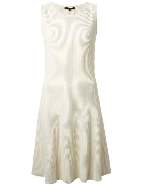 Gucci | Женское Белый Ribbed Dress