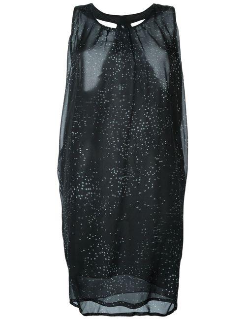 Minimarket | Женское Чёрное Платье Idoru