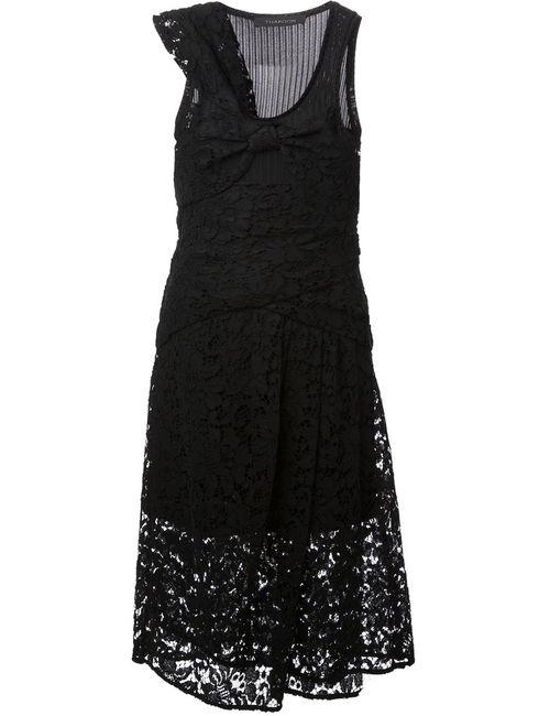 Thakoon | Женское Чёрный Sleeveless Lace Dress