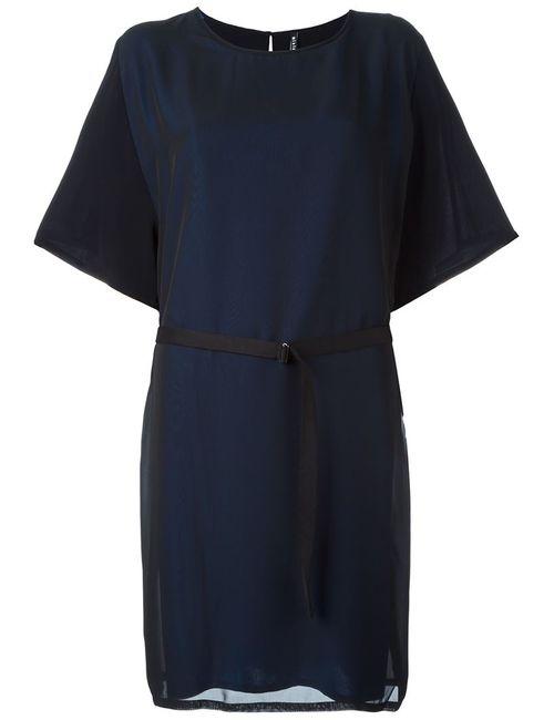 Minimarket   Женское Чёрное Платье Ebone