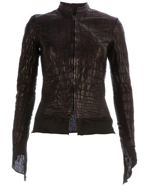 Isaac Sellam Experience | Женское Чёрный Affamee Jacket