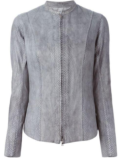 Isaac Sellam Experience | Женское Серый Instinct Jacket