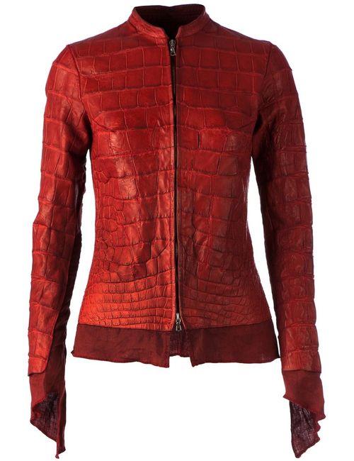 Isaac Sellam Experience | Женское Красный Affamee Jacket