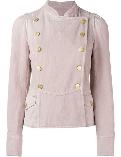 Isabel Marant Étoile   Женское Розовый Obira Jacket