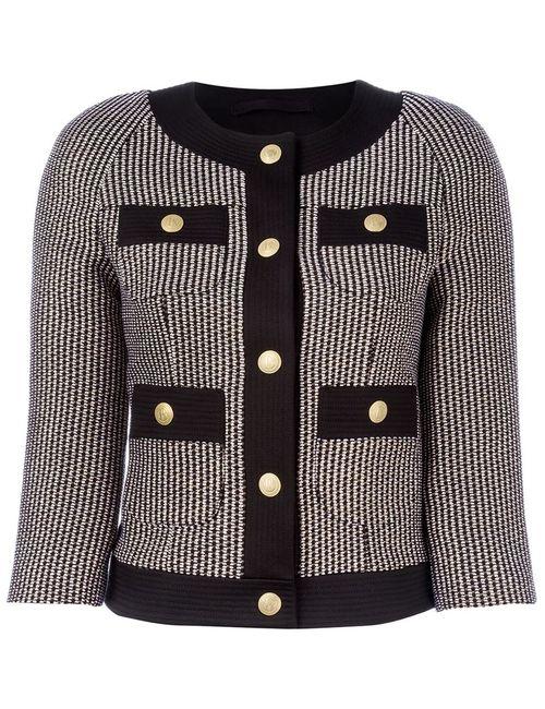 Pierre Balmain | Женское Черный Tweed Jacket