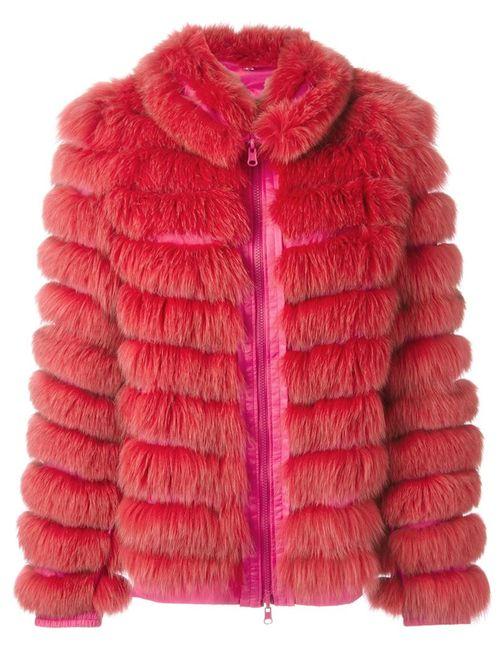 Liska | Женское Розовый Zipped Jacket
