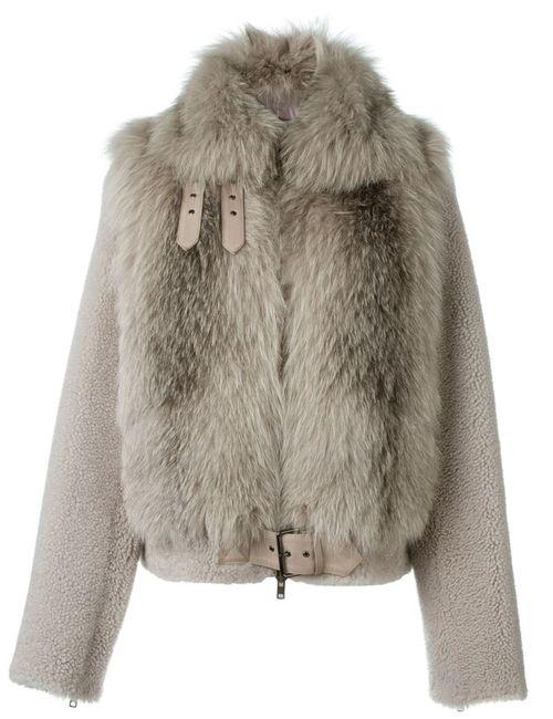 Liska | Женское Серый Zipped Jacket
