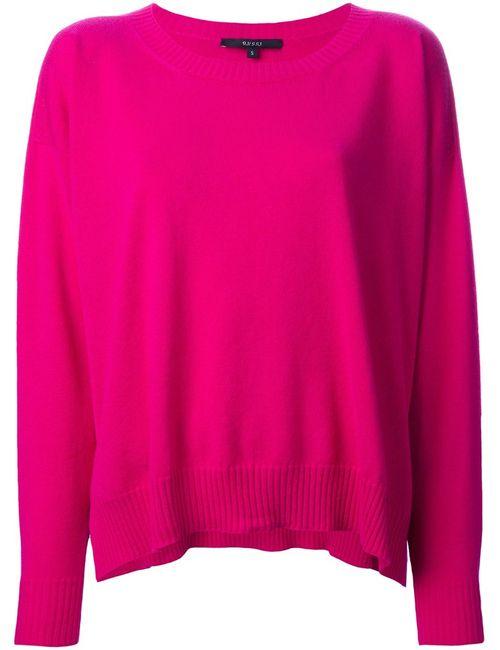 Gucci   Женское Розовый Oversized Sweater