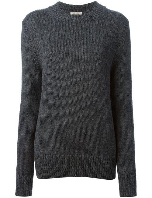 Bottega Veneta | Женское Серый Crew Neck Sweater