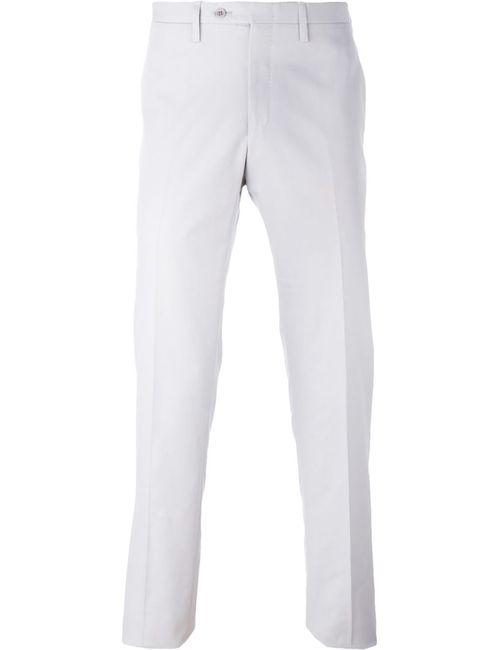 Kiton | Мужское Серый Classic Chino Trousers