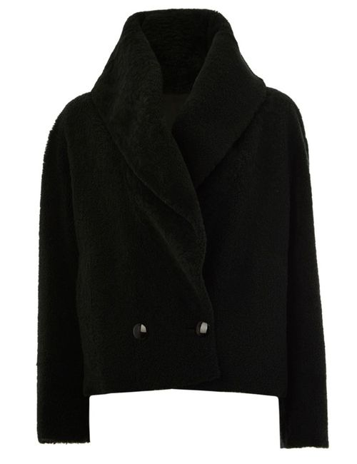 Drome | Женское Зелёный Reversible Shearling Coat