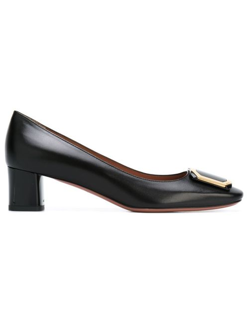 Bally | Женские Чёрные Туфли-Лодочки Biaira
