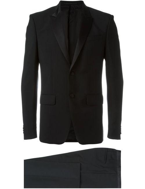 Givenchy | Мужской Чёрный Выходной Костюм-Двойка