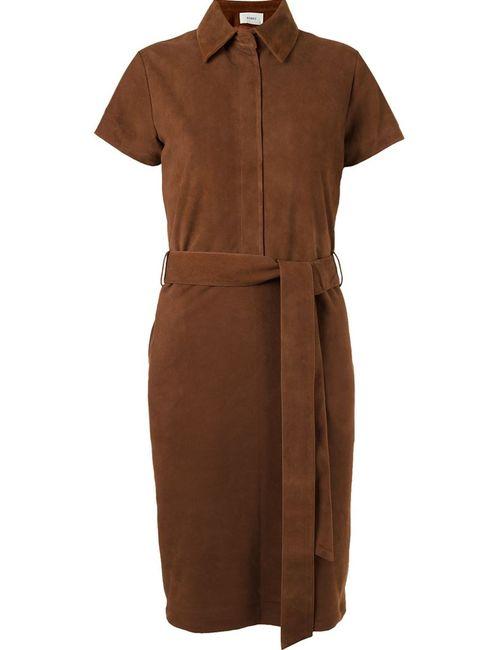 EGREY | Женское Коричневый Belted Dress