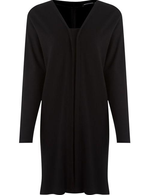 Reinaldo Lourenço | Женское Чёрный Oversized Shift Dress