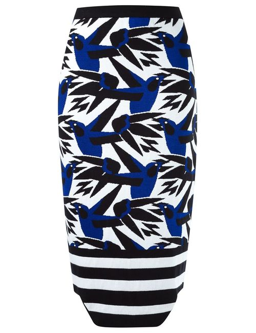 Gig | Женское Чёрный Knit Pencil Skirt
