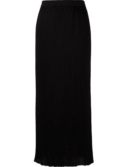 Gig | Женское Чёрный Ribbed Knit Skirt