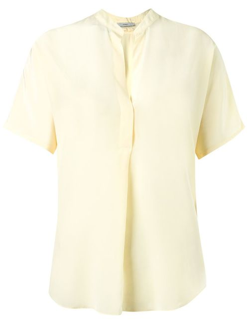 EGREY | Женское Желтый V-Neck Blouse