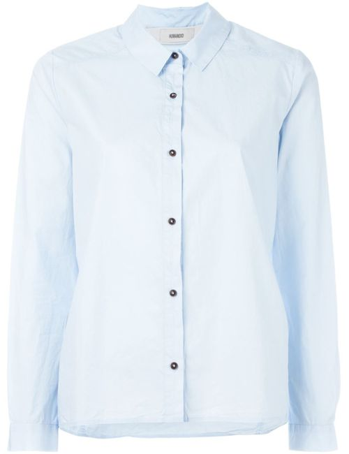 Humanoid | Женская Синяя Рубашка Prue