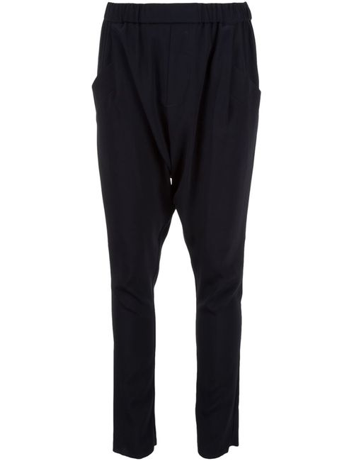 BAJA EAST | Женское Чёрный Drop-Crotch Trousers