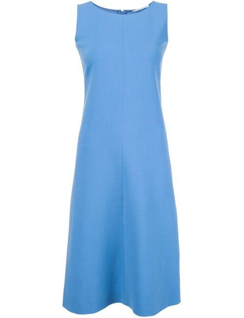 Agnona | Женское Синий Classic Sleeveless Dress
