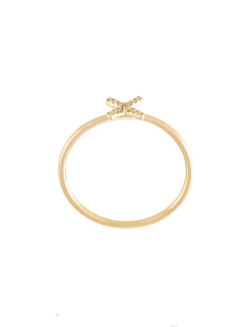 Loquet | Женское Серебристый Kiss Ring