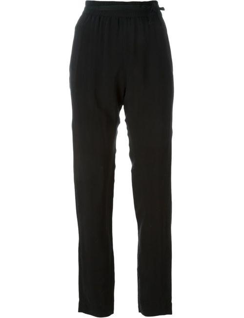 Humanoid | Женское Чёрный Bamboo Trousers
