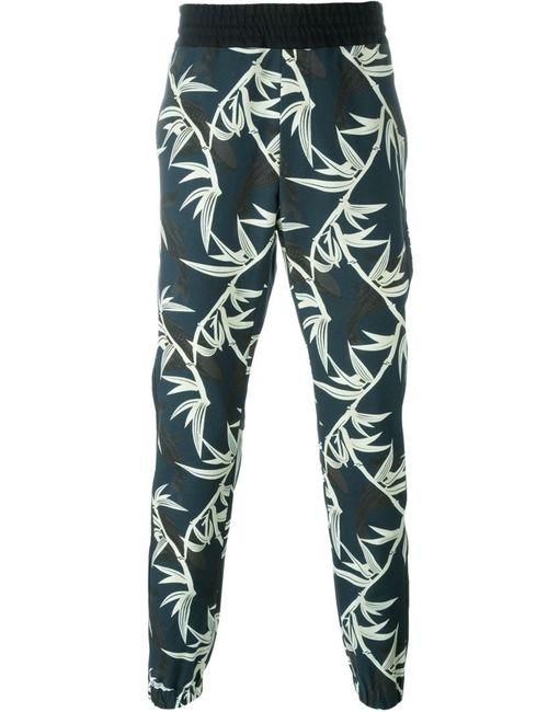Marc Jacobs | Мужское Синий Shadow Leaf Trousers
