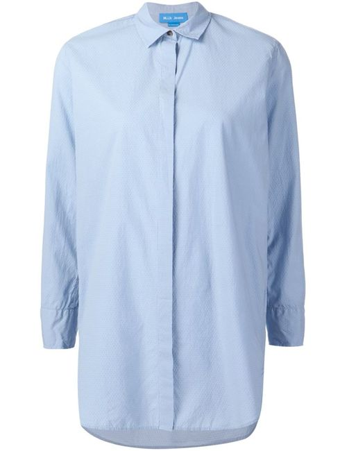 Mih Jeans | Женское Синий Classic Shirt