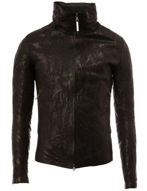 Isaac Sellam Experience | Мужская Черный Куртка С Высоким Воротом