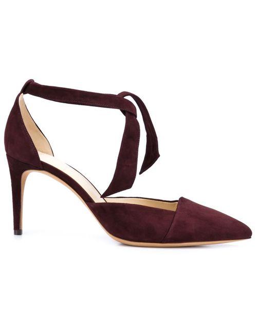 Alexandre Birman | Женские Красные Туфли С Заостренным Носком