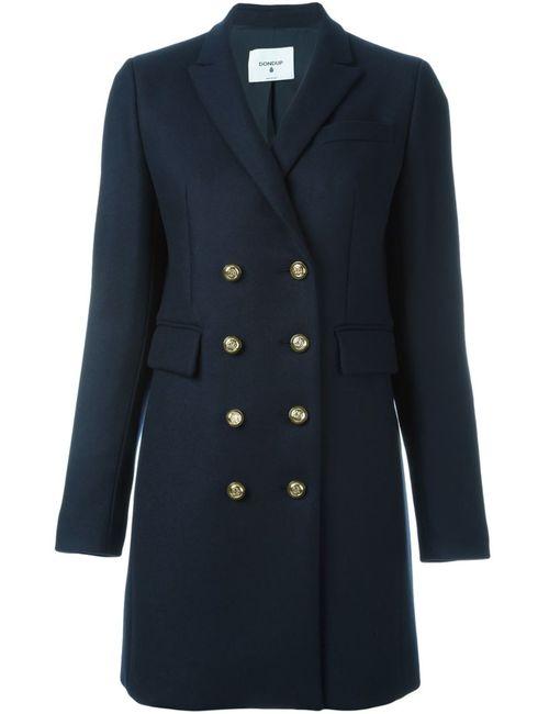 Dondup | Женское Синее Пальто Skyfall