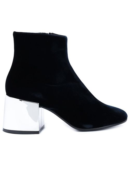 MM6 by Maison Margiela   Женское Чёрный Mm6 Maison Margiela Heel Boots