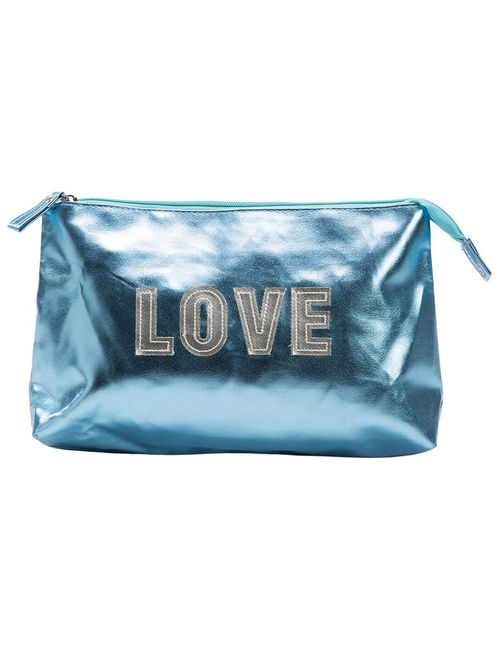 Sub | Женское Синий Love Make-Up Bag