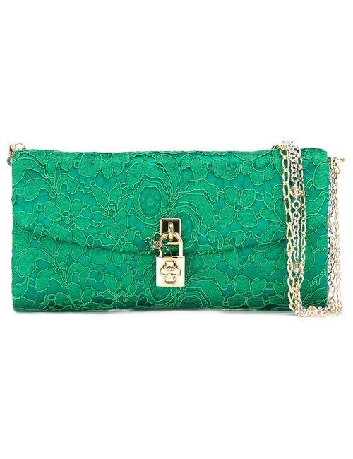 Dolce & Gabbana | Женское Зелёный Dolce Clutch