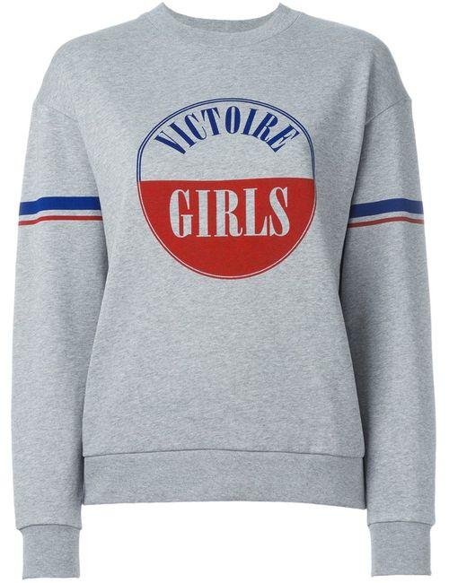 ÊTRE CÉCILE | Женское Серый Être Cécile Victoire Girls Sweatshirt