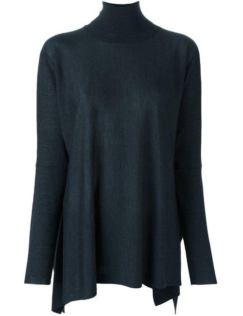 P.A.R.O.S.H. | Женское Серый Turtleneck Oversized Sweater