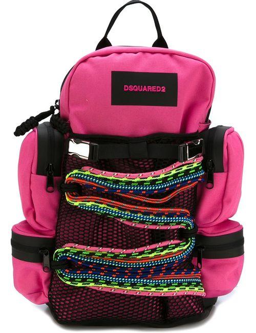 Dsquared2 | Женское Розовый Small Akira Backpack