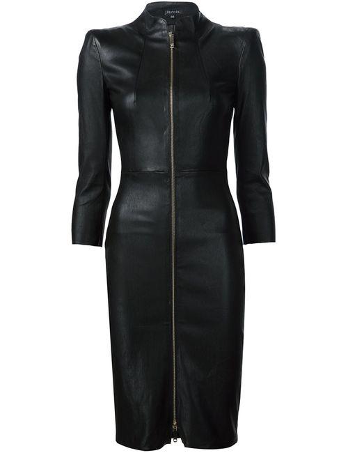 Jitrois | Женское Чёрное Платье Chiara