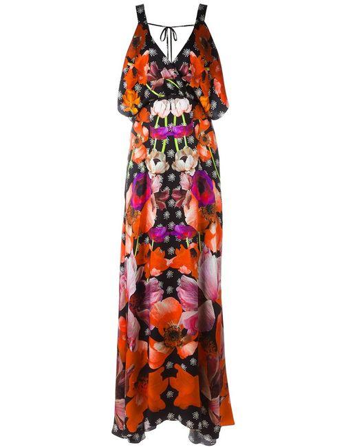 Temperley London | Женское Чёрное Платье Myrtle