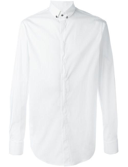 Giorgio Armani   Мужское Белый Classic Shirt