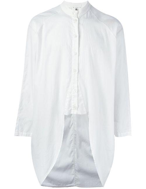 Lost & Found Ria Dunn | Мужская Белая Асимметричная Рубашка