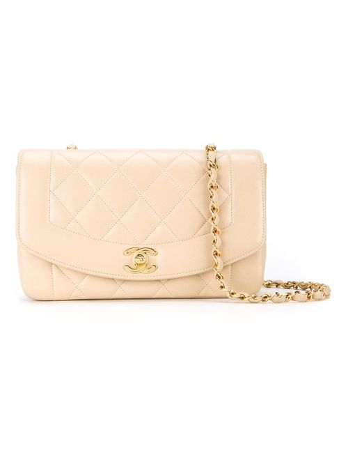 Chanel Vintage | Женская Сумка На Плечо Diana