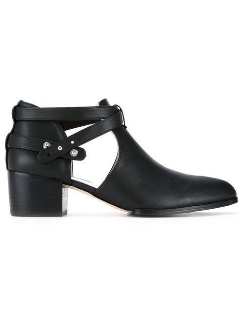 Senso | Женские Чёрные Ботинки Qimat Iii