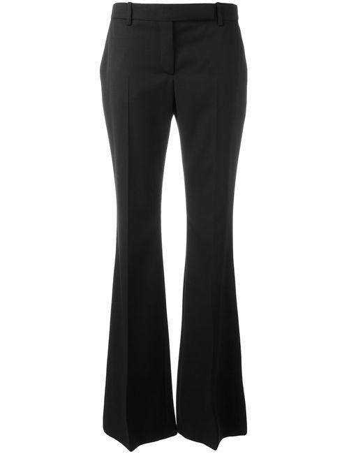 Alexander McQueen | Женское Чёрный Flared Trousers