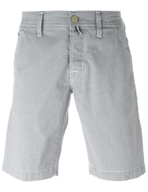 Jacob Cohёn | Мужское Белый Jacob Cohen Stretch Bermuda Shorts
