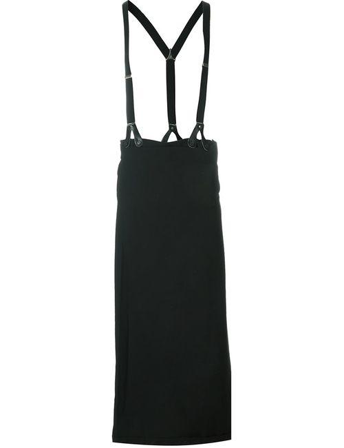 JEAN PAUL GAULTIER VINTAGE | Мужское Чёрный Suspender Trousers