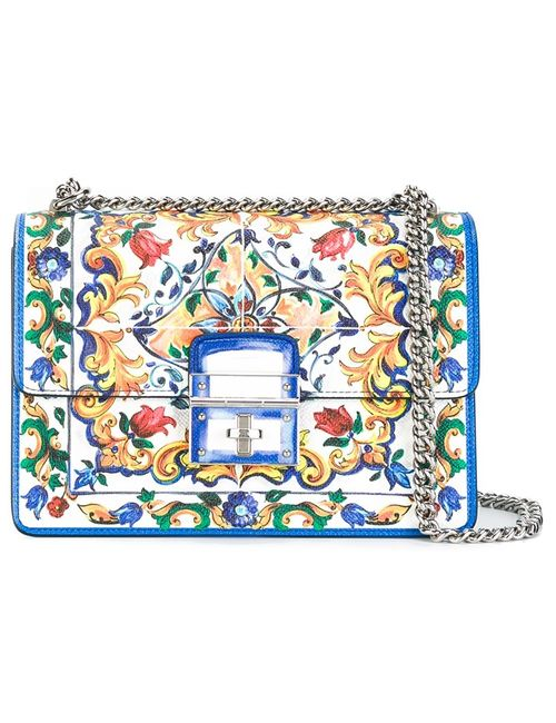 Dolce & Gabbana | Женская Многоцветная Сумка На Плечо Rosalia