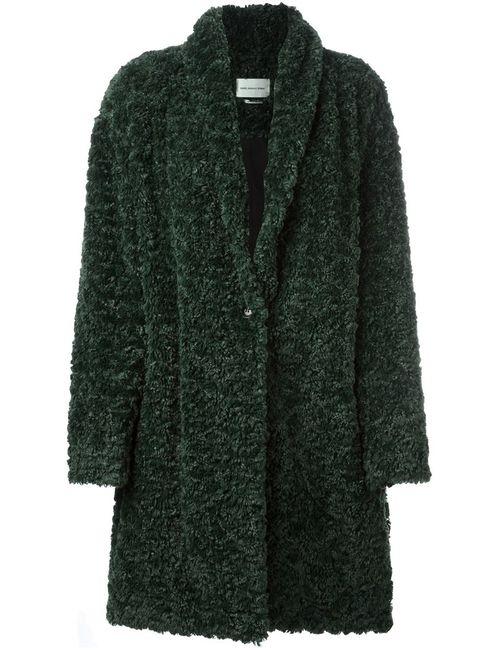 Isabel Marant Étoile | Женское Зелёное Пальто Adams